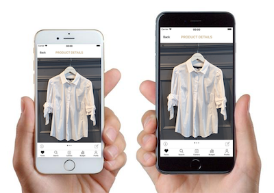 FAVES App for Fashion Buyers Supports Multiple Users